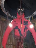 Deep Sea Diver Corpse