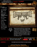 Demon Cantina Website Description 1