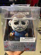 HHN 26 Halloween Michael Myers Uni Mini Collectable Figurine -Front- -From HorrorUnearthed-