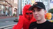 Sunday at Halloween Horror Nights Orlando
