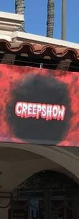 HHN 2019 Creepshow Front Gate Banner.png