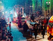 Festival of the Dead Parade