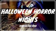 Halloween Horror Nights 28 Scarezones With Friends