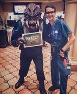 Invasion! Alien Beast 4