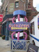 Killer Klowns From Outer Space Props 4