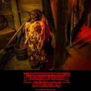 """Screenshot 2020-10-15 FrightNight Studios, LLC on Instagram """"Here is one of the many mummified bodies that we made for the -...-"""
