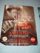 HHN 18 Poster