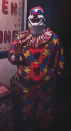 Clown Animatronic Prop