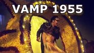 VAMP 1955 Scare Zone - Halloween Horror Nights 26 - Universal Studios Orlando HHN26