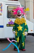 Spikey the Clown 1
