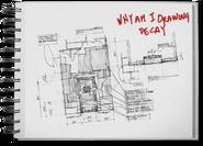 Deadtropolis Drawing 1