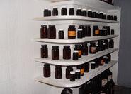 Dead Silence Shelf