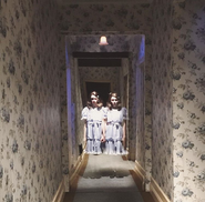 Grady Twins Reflection