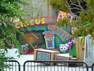 HHN 2004 Circus Float