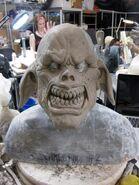 Nightmare Elf Sculpt Mask 1