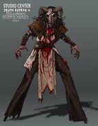 Skullz Concept Art 1