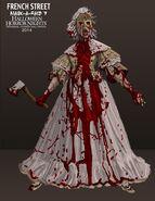 Mask-A-Raid Concept Art 4