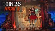 Tackling A Busy Friday Night at Halloween Horror Nights 26!