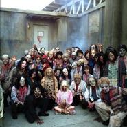 The Walking Dead Dead Inside Cast