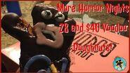 HHN 28 and 1 dozen Voodoo doughnuts!
