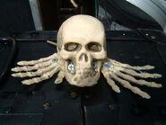 HHN 13 Immortal Island Skullhands