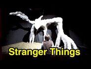 -NEW- Stranger Things - Halloween Horror Nights 2019 (Universal Studios Hollywood, CA)