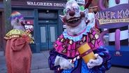 Killer Klowns from Outer Space Scare Zone 09 28 2018