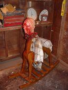Psychoscareapy 3 Horse