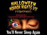 Halloween Horror Nights VII: Frightmares