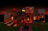 James Franco's House Concept Art