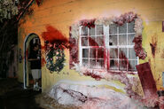 PS3 Facade Blood