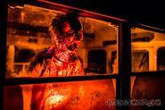 Terror Tram WAlking Dead 2014 JC 7