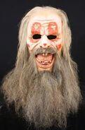 Beardy Tom Clown Mask