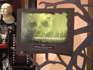 Containment Sign