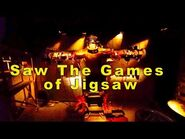 Saw- The Games of Jigsaw - Halloween Horror Nights 2017 (Universal Studios Hollywood, CA)