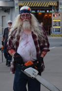 Chainsaw Redneck 1