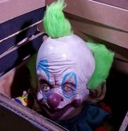 Shorty the Clown Prop