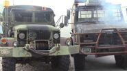 Dead Exposure 2 Trucks