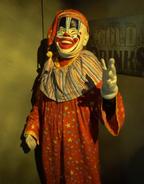 Clown Animatronic