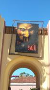 HHN 27 SAW Front Gate Banner