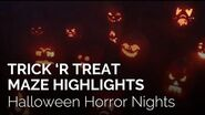 Trick 'R Treat at Halloween Horror Nights 28 Orlando