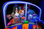 Clowns in a Car