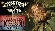 Scarecrow The Reapening Haunted House 4K Walkthrough POV Halloween Horror Nights Universal Orlando