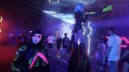 Anarch-cade Scare Zone Halloween Horror Nights 2019