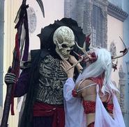 The Bone Reaper and Bloodescort 3