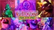 Killer Klowns from Outer Space at Halloween Horror Nights 2018