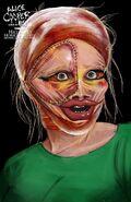 Vanity Woman Concept Art Close Up 1
