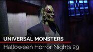 Universal Monsters highlights Halloween Horror Nights 29 at Universal Orlando