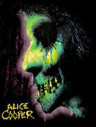 Alice Cooper House Shirt Design