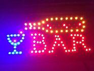 Neon Bar Sign (Ash Vs. Evil Dead)